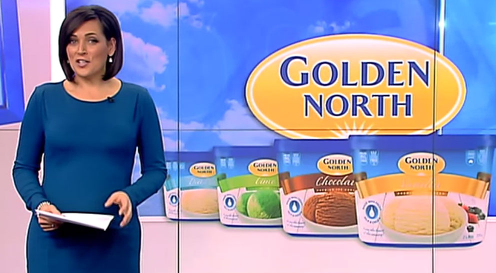 Today Tonight: Golden North's China exports and diabetic-friendly ice cream