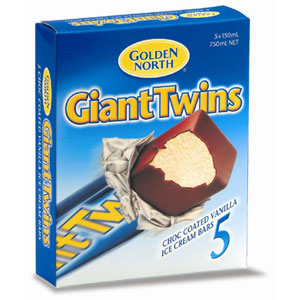 Golden North Ice Cream Multipacks