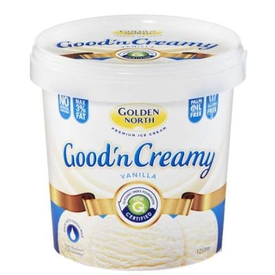Good 'N Creamy Vanilla