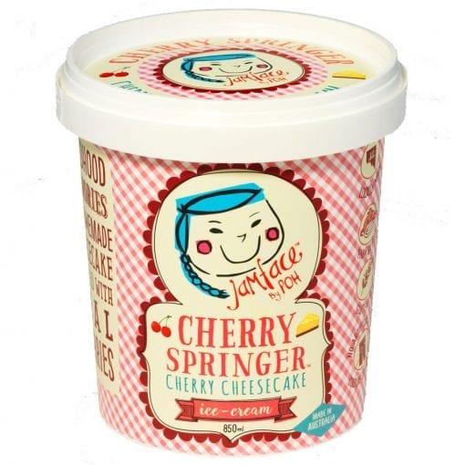 Cherry Springer Jamface by Poh