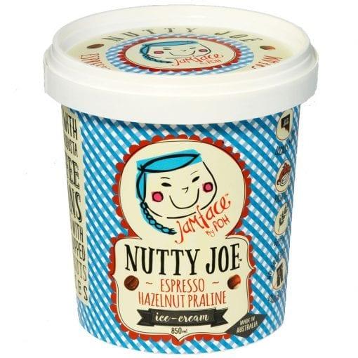 Nutty Joe Jamface by Poh