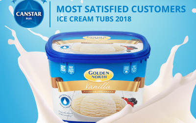 Golden North Rated Australia's Number One Ice Cream