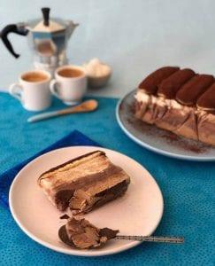 Golden North Tiramisu Ice Cream Cake Adelady