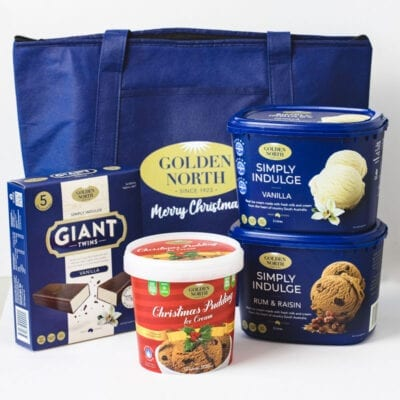 Golden North Party Selection Gift Bag